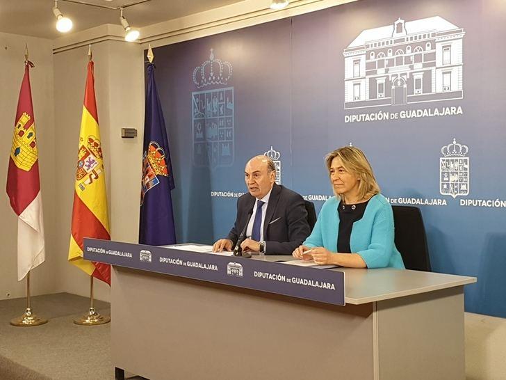 El Presupuesto de la Diputación de Guadalajara asciende a más de 61 millones de euros, destinando la mitad a inversión en los municipios