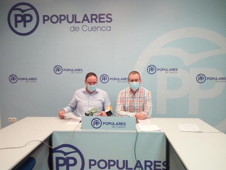 """El PP exige al Gobierno que los más de 80 millones de superávit de la provincia de Cuenca se destinen a inversiones """"sin chantajes"""""""