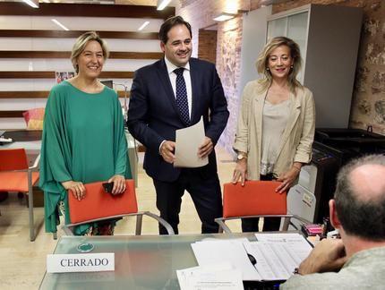 El PP registra en las Cortes Regionales varias iniciativas parlamentarias para mejorar la vida de los castellano-manchegos