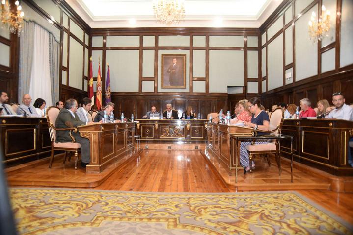 La Diputación de Guadalajara aprueba sus normas de organización y funcionamiento con el apoyo de todos los grupos políticos