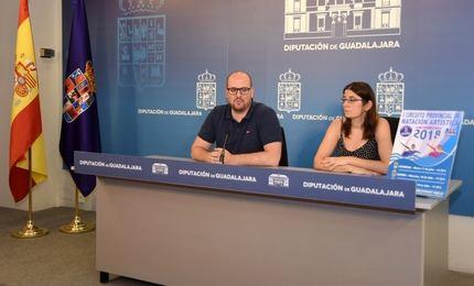 En marcha el I Circuito Provincial de Natación Artística de Diputación