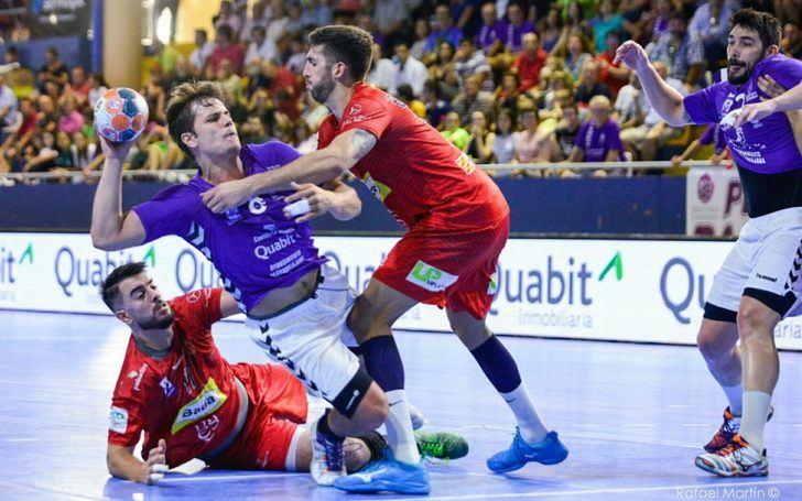 Una buena primera parte del Quabit Guadalajara no fue suficiente para superar al Huesca