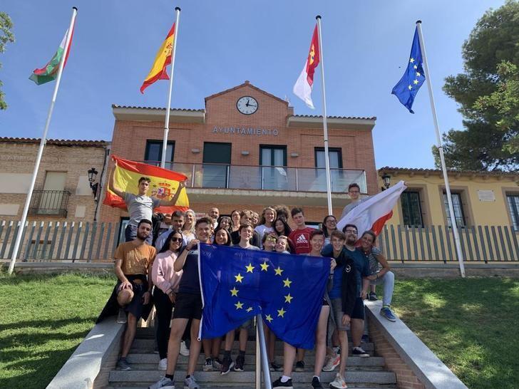 Llega a Quer el proyecto de intercambio cultural con jóvenes polacos 'Natura+'