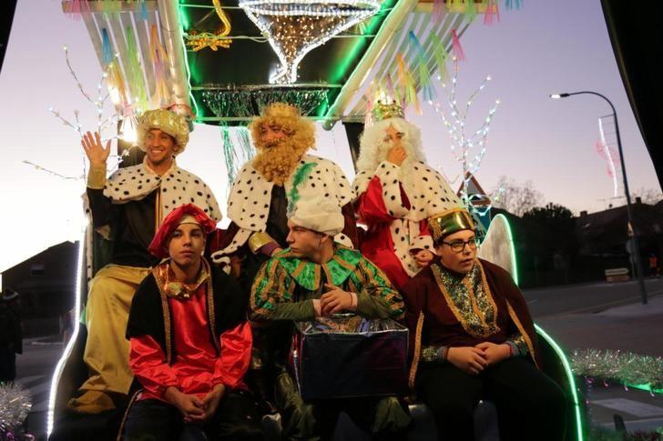 Este año, en Quer, los Reyes Magos irán casa por casa