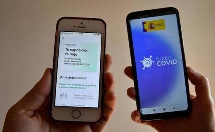 """La app """"Radar Covid"""" comenzará a funcionar este viernes en Guadalajara y Castilla-La Mancha"""