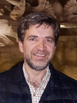 Rafael Pérez Borda, candidato de Ciudadanos a la alcaldía de Guadalajara