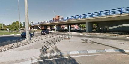 El Gobierno de Rajoy invertirá un millón euros en sacar la N-320 de Cuatro Caminos