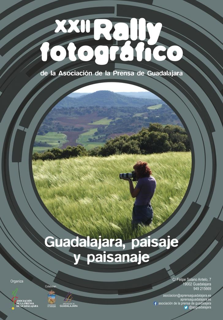 "XXII Rally Fotográfico ""Guadalajara, paisaje y paisanaje"""