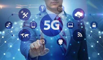 La red 5G conecta un robot que ayuda a prevenir el Covid-19