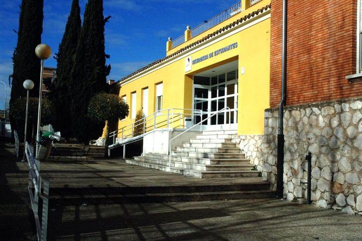 Brote de Coronavirus en una concentración de voleibol en la Residencia de Estudiantes de la Diputación de Guadalajara