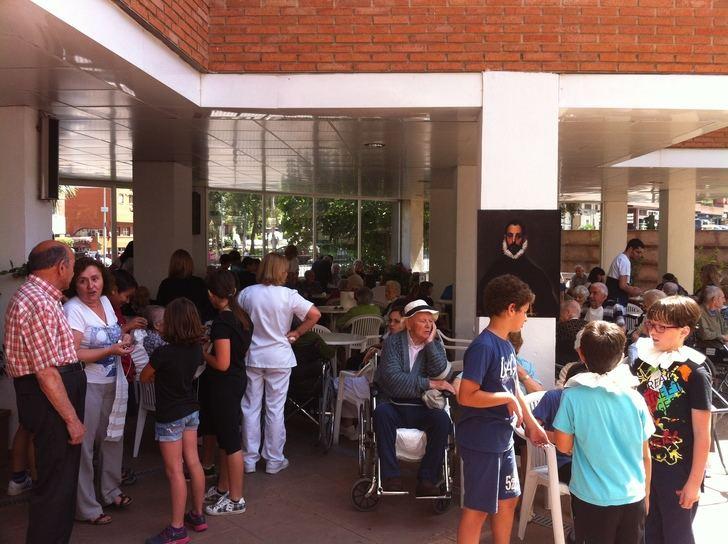 La primera vacuna contra el coronavirus de España se administrará en la Residencia de Mayores Los Olmos de Guadalajara CORONAVIRUS