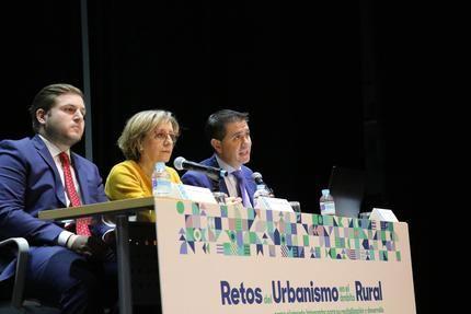 Los arquitectos de Castilla-La Mancha propician el debate sobre los retos del Urbanismo Rural