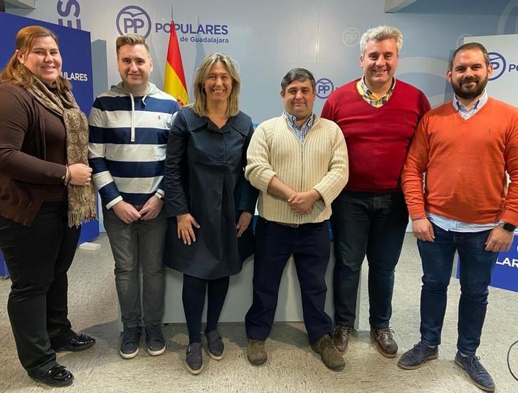 El PP de Guadalajara respalda a las EATIM en su reivindicación para lograr la equiparación económica con los municipios