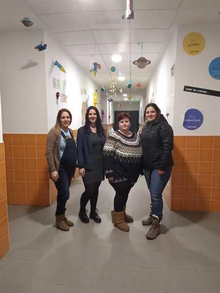 La Asociación de Madres y Padres del Colegio Jocelyn Bell de Valdeluz se reúne con el PP para luchar por el Instituto