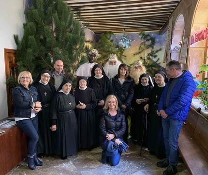 Triple visita de los Reyes Magos a la ciudad del Doncel