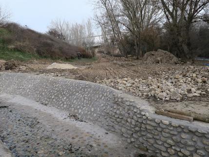 Comunicado de prensa de Ahora Guadalajara respecto a las declaraciones del vicealcalde sobre las obras en la ribera del Henares