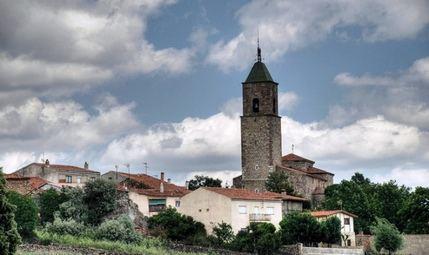 Roban 300 litros de gasoil de la calefacción de la iglesia Alcolea del Pinar