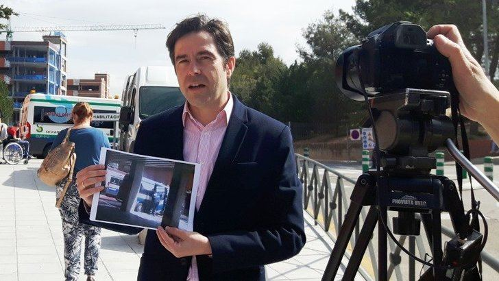 Lorenzo Robisco denuncia graves deficiencias del transporte sanitario en Guadalajara