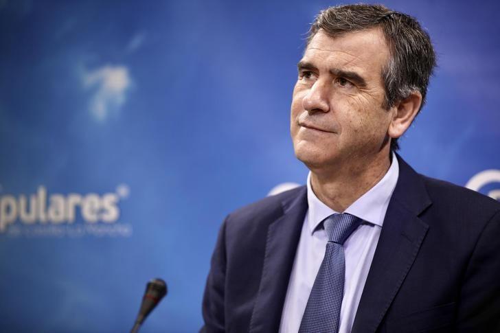 """Román afirma que """"la gestión de la crisis del coronavirus del gobierno socialista de Pedro Sánchez ha sido negligente"""""""