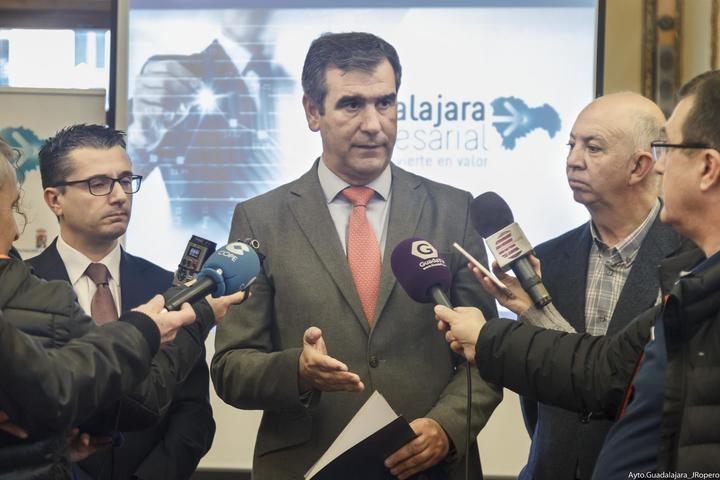 El Ayuntamiento de Guadalajara destinará 3,5 millones de euros más a la formación y a la creación de empleo