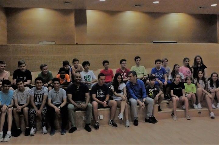 El alcalde de Guadalajara presenta el programa 'Diviértete en vacaciones 2018'
