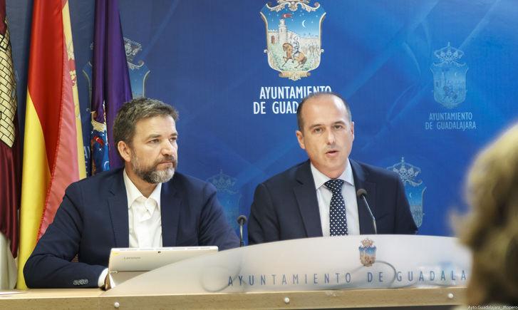 El Ayuntamiento de Guadalajara avanza definitivamente en la urbanización del sector SUE 30 en el entorno del puente árabe