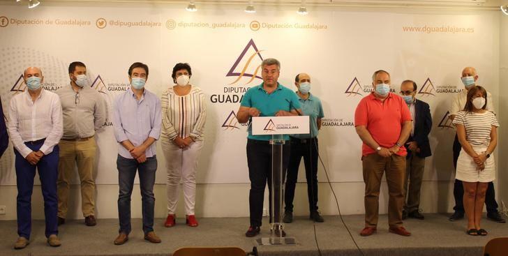 El PP denuncia que la gestión de Vega en la Diputación de Guadalajara supone un año perdido para los municipios