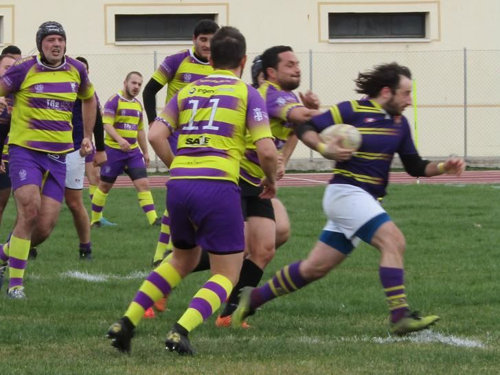 Trabajada victoria del Rugby Guadalajara