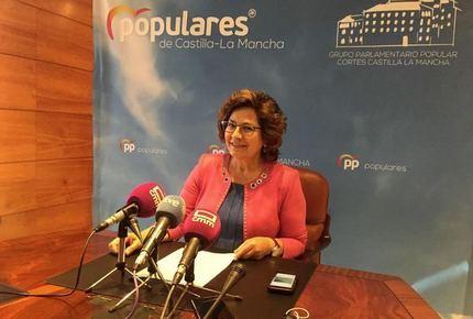 Riolobos asegura que Page no quiere debatir con Núñez, puesto que no ha pedido formalmente un `cara a cara´ en la televisión pública regional, como sí ha hecho el PP