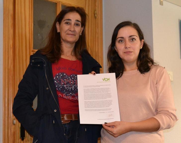 Saavedra (VOX) insta a la alcaldesa socialista de Torrejón del Rey a que cumplan con los planes suscritos en materia de educación y se dote a la localidad de un nuevo instituto