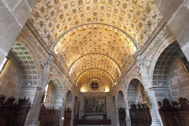 LETRAS SEGUNTINAS : El Archivo de la Catedral de Sigüenza
