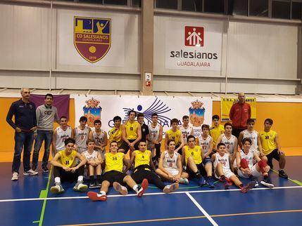 El Torneo de Navidad del Club Deportivo Salesianos doblará la participación, manteniendo su espíritu de cantera