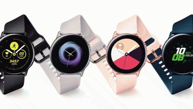 Deportivo y ligero, ya está aquí el nuevo wearable de Samsung Galaxy Watch Active