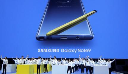 Samsung presenta su 'phablet' con pantalla más grande