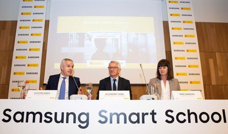 La competencia digital de los alumnos de Samsung Smart School ha aumentado un 24% desde 2016