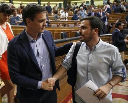 """El PSOE no apoya la petición de PP y Cs de reprobar a Garzón por la carne apelando al """"espíritu democrático"""""""