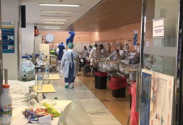 De los 1.487 nuevos casos de coronavirus detectados este martes en CLM, 152 son de Guadalajara que registra 2 nuevas defunciones por Covid 19