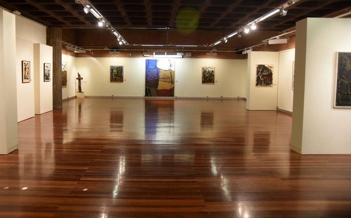 Conferencias de Alfonso de la Torre y Cristina Marín sobre la obra de Vera Ayuso en el San José de Guadalajara
