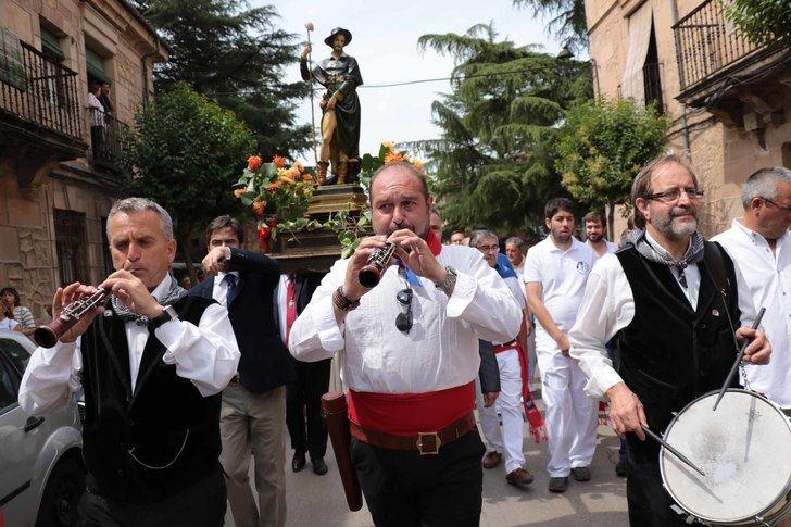 Sigüenza celebra el día de San Roque