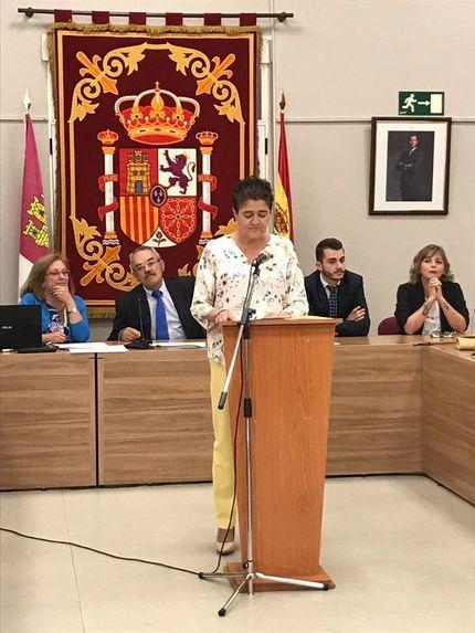 Comunicado del Ayuntamiento de Villanueva de la Torre por el fallecimiento de la alcaldesa Sara Martínez Bronchalo