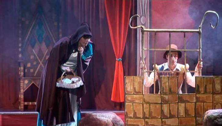 Este domingo, El sastrecillo valiente en el Teatro Moderno de Guadalajara