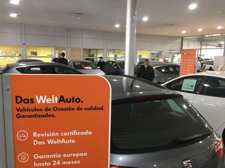 Seat Amarco Car comienza una promoción de 50 vehículos de ocasión en Guadalajara