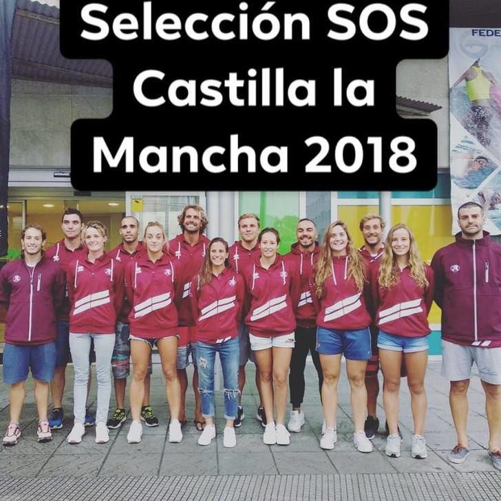"""Castilla La Mancha, campeona en Salvamento y Socorrismo con un equipo """"alcarreño"""""""