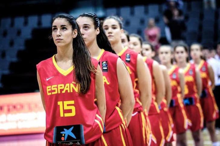 La selección nacional femenina de baloncesto U18 preparará el Europeo en Azuqueca