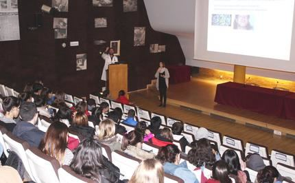 El Hospital de Guadalajara colabora un año más en el desarrollo de las actividades divulgativas de la Semana de la Ciencia