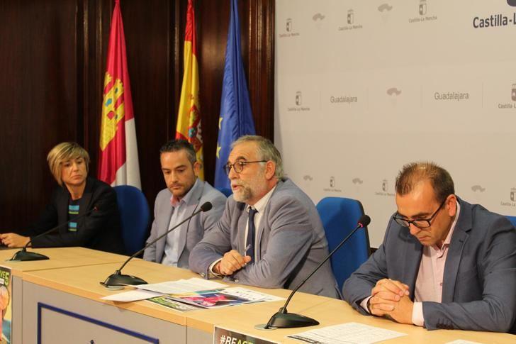 La Semana Europea del Deporte se abre a la provincia de Guadalajara y contará con más de un millar de participantes repartidos por seis localidades