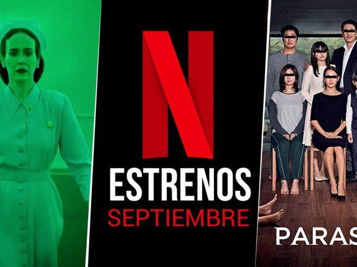 Netflix: Todos los estrenos de septiembre de 2020