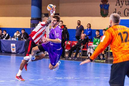 Antonio Serradilla causa baja en el Quabit Balonmano Guadalajara para la próxima temporada