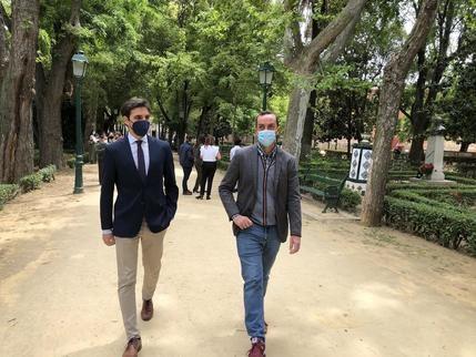 """EL PP dice que """"Page sigue empeñado en mirar a Ferraz y a Moncloa cuando nuestra región destaca por una gestión desastrosa del virus"""""""