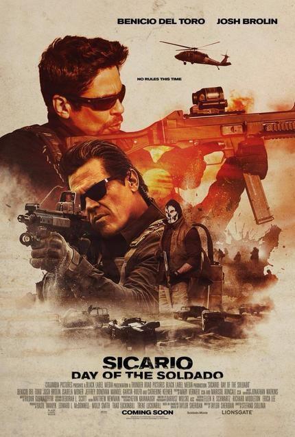 Sicario : El día del soldado